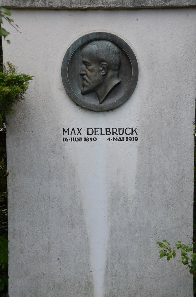 Delbruck-memorial