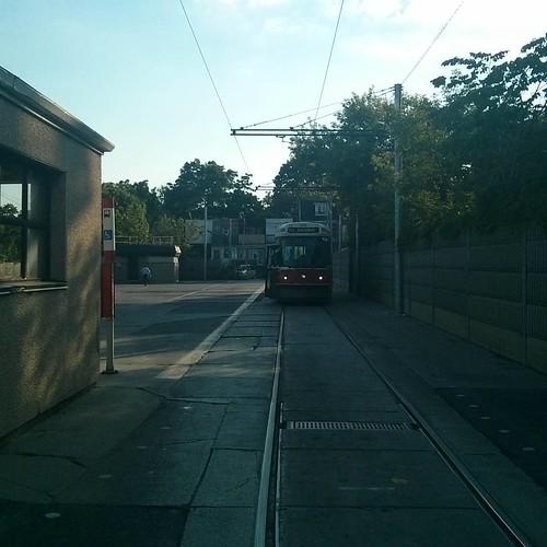 514 Cherry at rest #toronto #ttc #streetcar #514cherry #dufferinloop