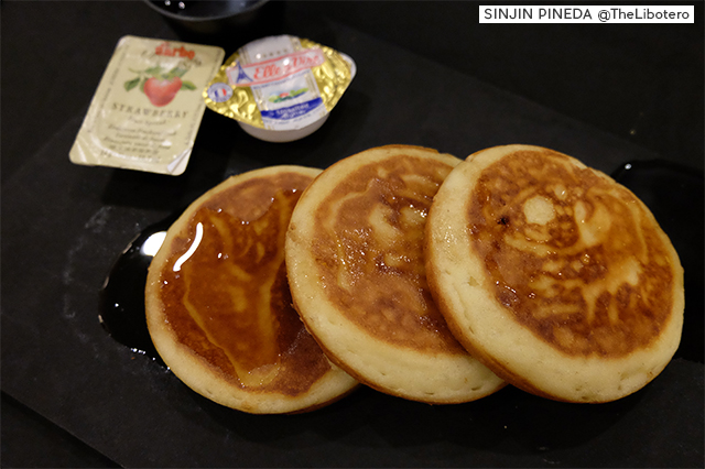 Starbucks Philippines Breakfast Pancakes