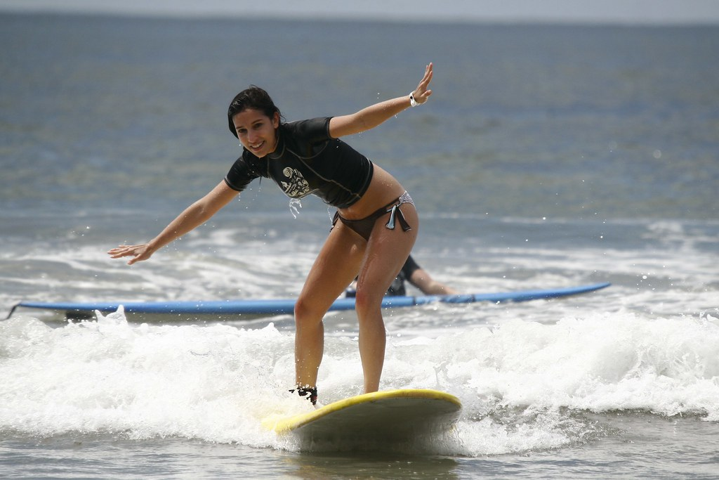 Siargao Surfing Learner