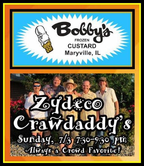 Bobby's Frozen Custard 7-3-16
