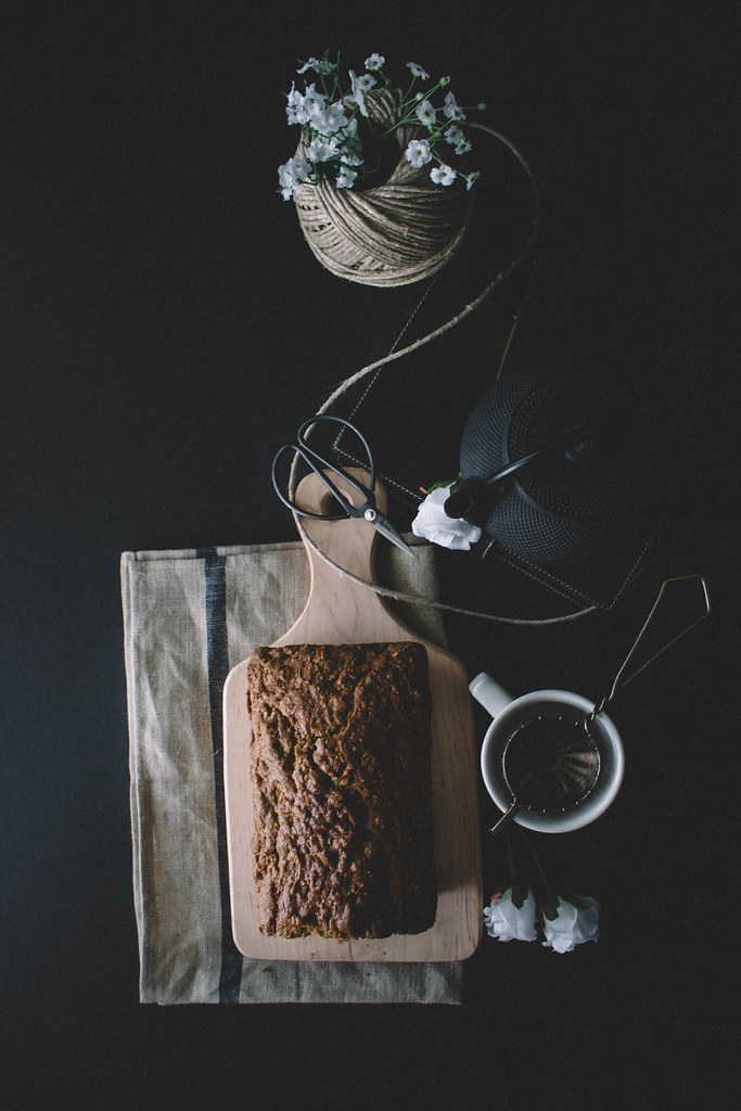 Grandma Cooley's Zucchini Bread // TermiNatetor Kitchen