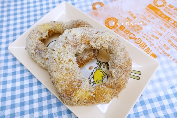 0 台灣人ㄟ甜甜圈 脆皮鮮奶甜甜圈