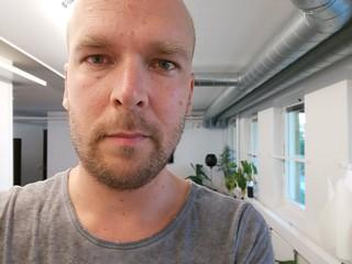 Huawei P9 selfie