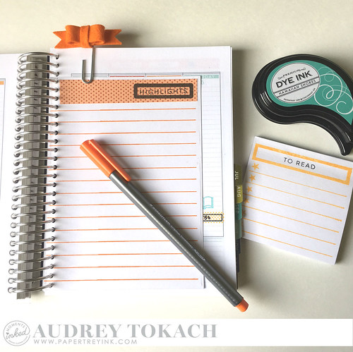 Moments Inked Planner