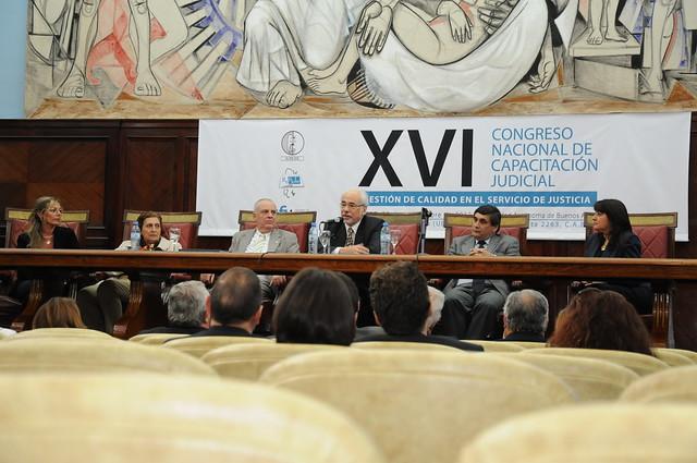 XVI CONGRESO NACIONAL DE CAPACITACIÓN JUDICIAL (2012)
