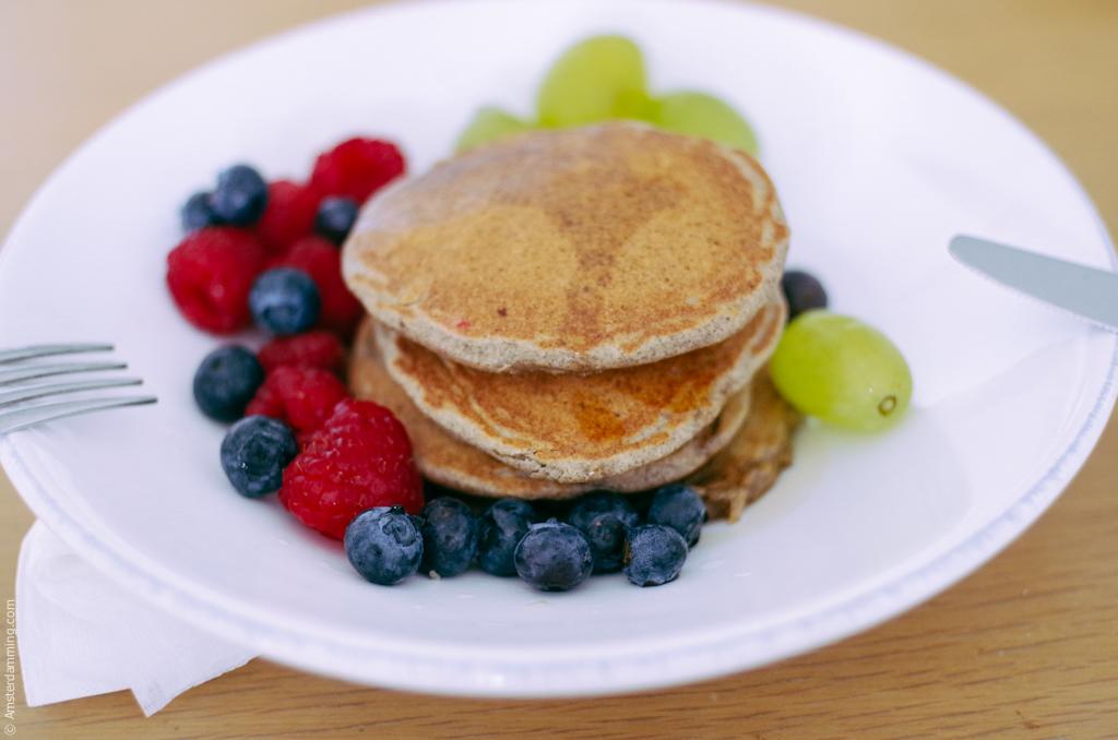 Amsterdam, Pancakes