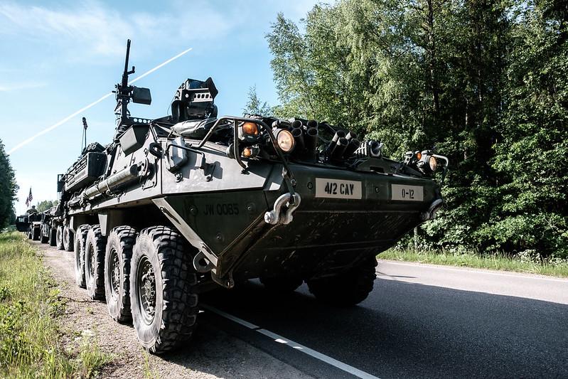 Dragoon Ride 2016 Latvia