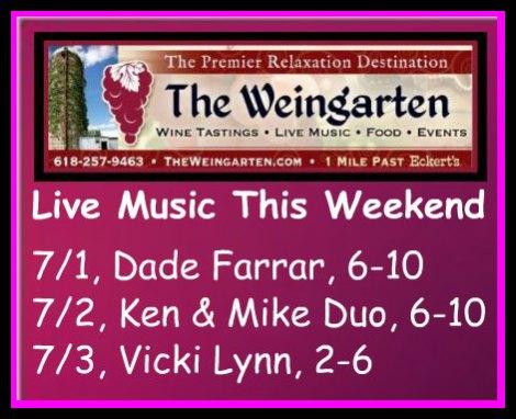 The Weingarten 7-1-16