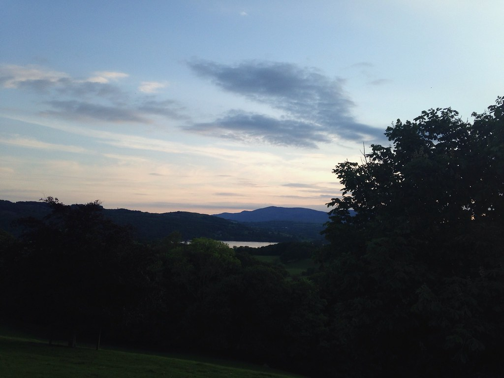 First night in the Lake District