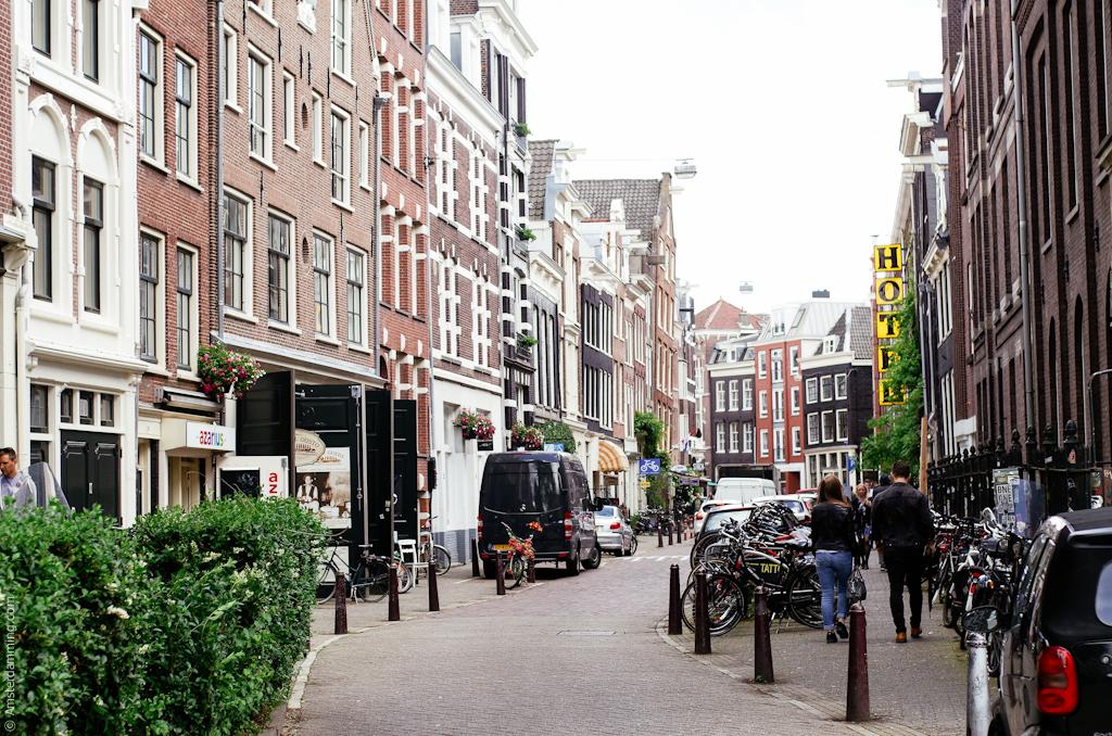 Amsterdam, Kerkstraat