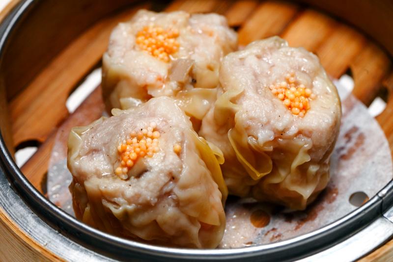 Steamed Chicken Siew Mai