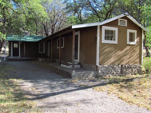 The Bunkhouse at Faraway Ranch, Chiricahua National Monument, Arizona