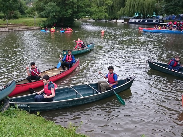 Water Activities 2016