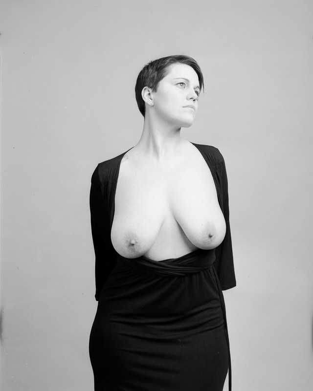 Ed - Large format nudes