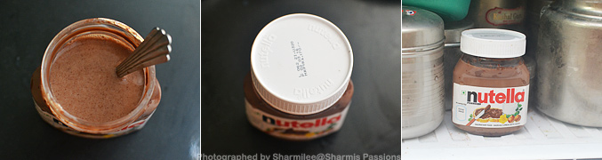 How to make Nutella Milkshake Recipe - Step2