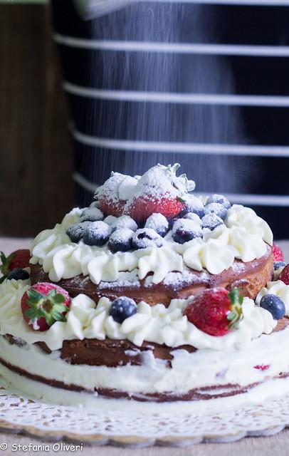Naked cake 6362