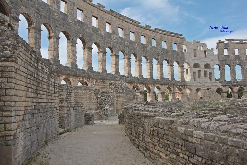 Istria-Pula-Arena-Croatia-普拉競技場-17度C隨拍- (9)