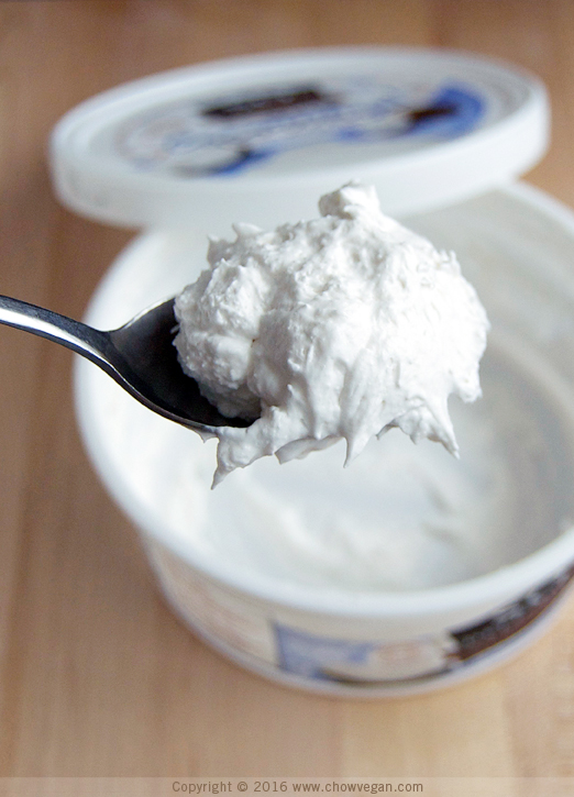 CocoWhip vegan non-dairy coconut whipped topping
