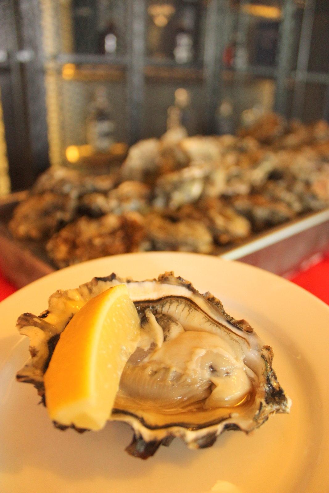 oyster bar KL