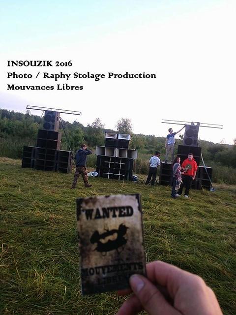 Montage free party insouzik 2016