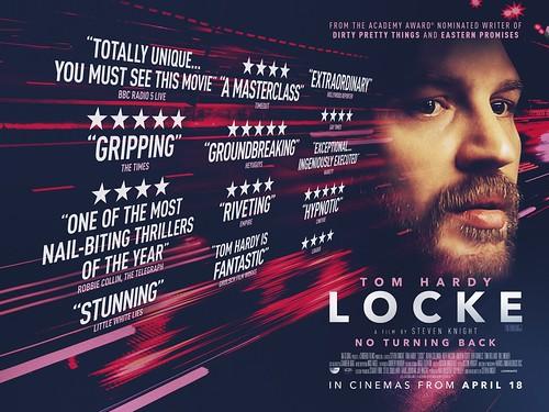 Locke - Poster 1