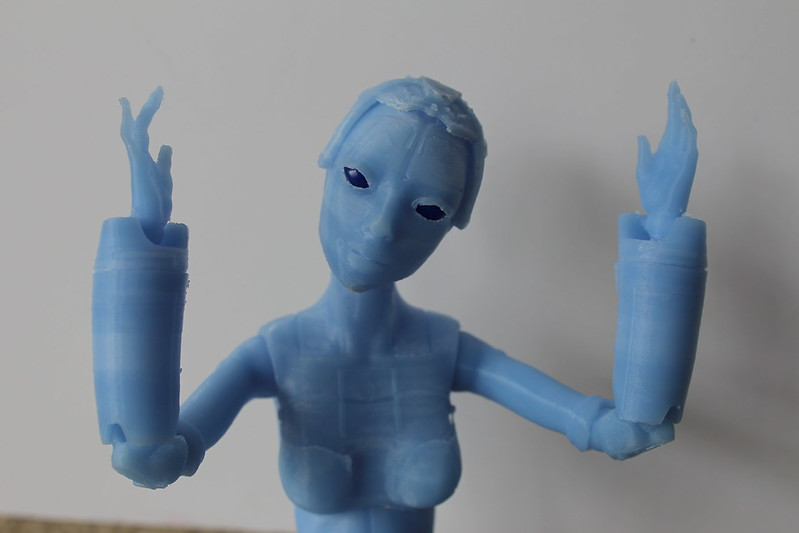 Well known Technology in the Doll World- DIY 3D Printed Dolls | Confessions  KN41