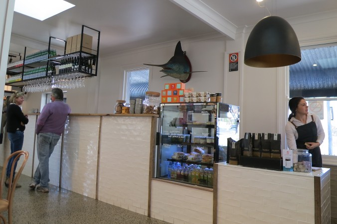 Byng Street Cafe & Local Store