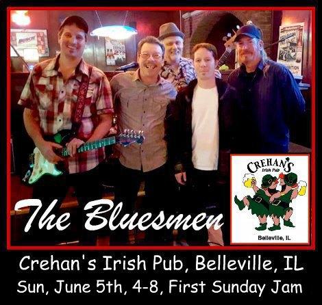 The Bluesmen 6-5-16