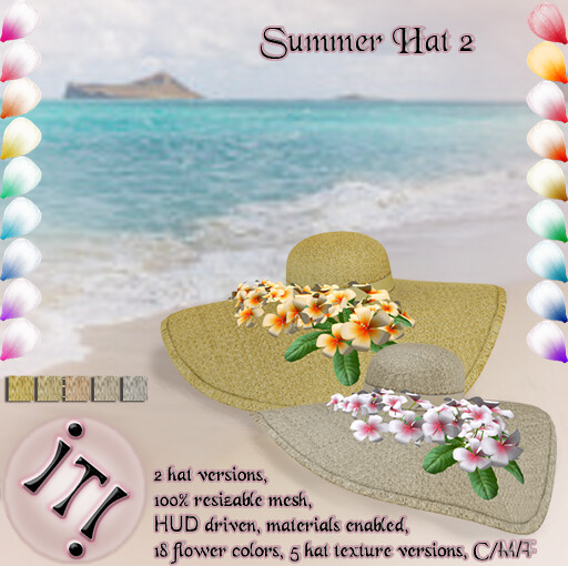 !IT! - Summer Hat 2 Image