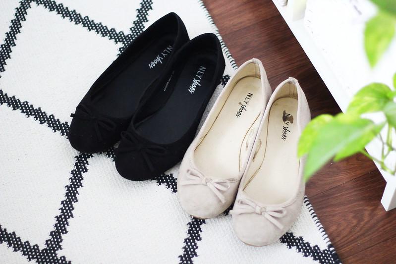 summer essentials 4 nopeasti jalkaan vedettävät kengät ballerinat