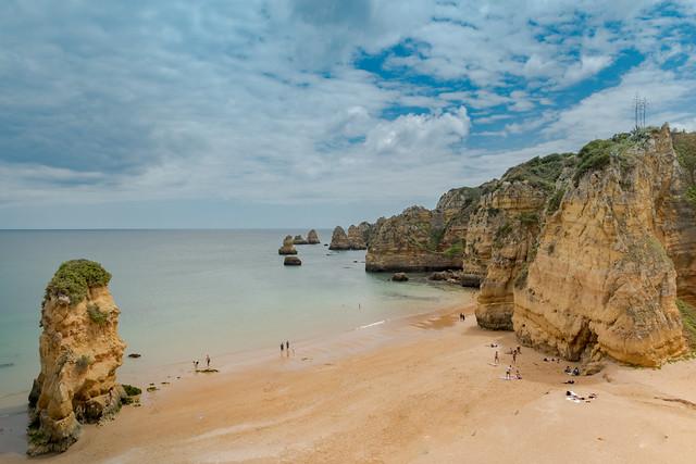 Praia do Ana Lagos Portugal