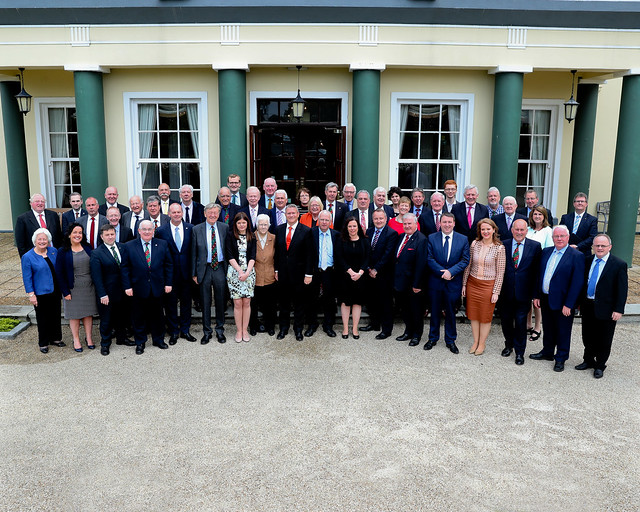 52nd British Irish Parliamentary Assembly - 4th July, 2016