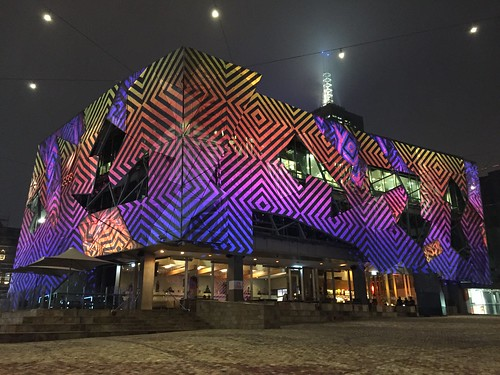 The Light in Winter, Federation Square