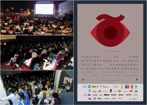 Festival de Cine Hispanófono de Atenas