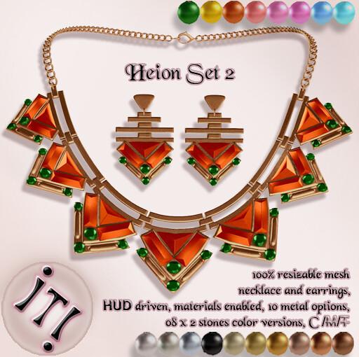 !IT! - Heion Set 2 Image