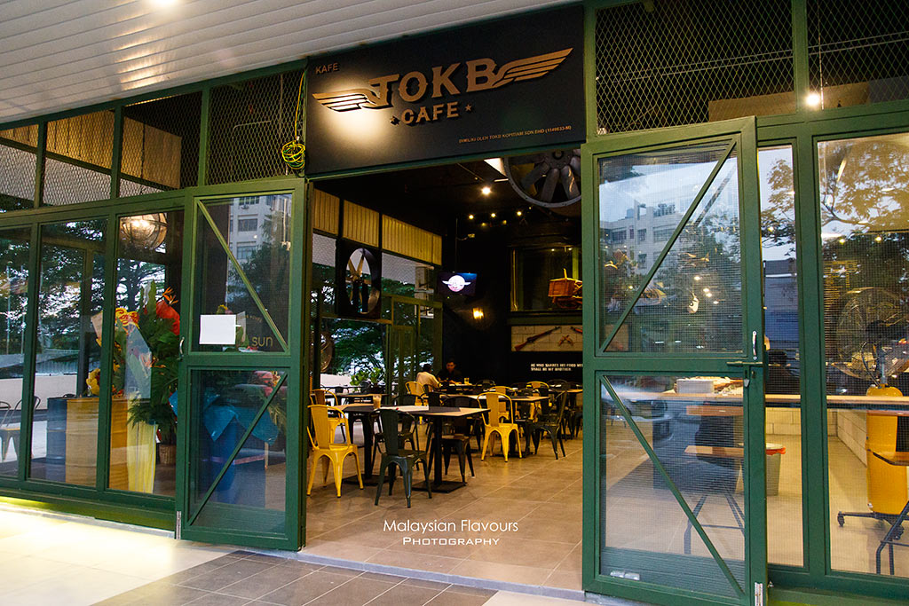 TOKB Cafe Section 13 PJ