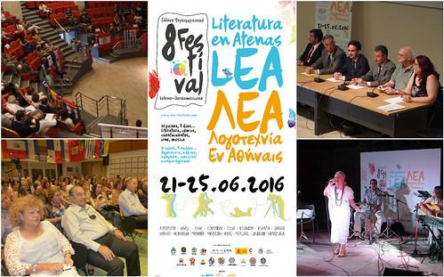 """VIII Festival Iberoamericano de Literatura """"LEA"""""""
