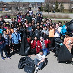 Litterbug Cleanup April 2014