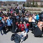 Litterbug Cleanup April 2014