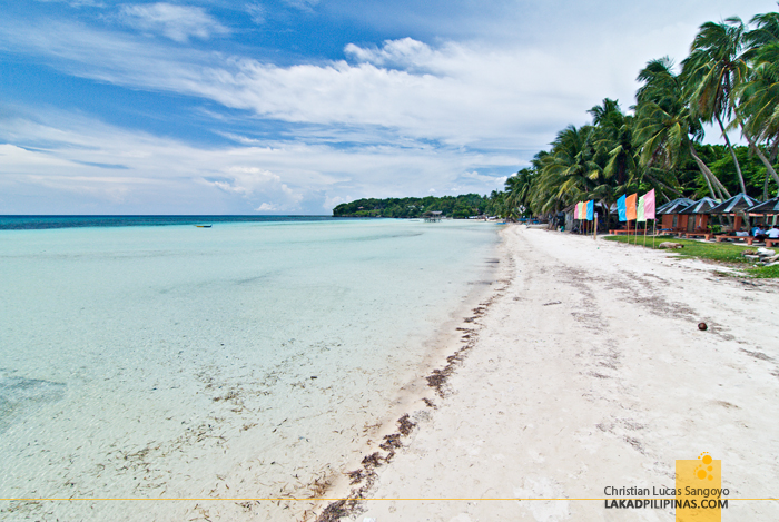 Siquijor Port Beach
