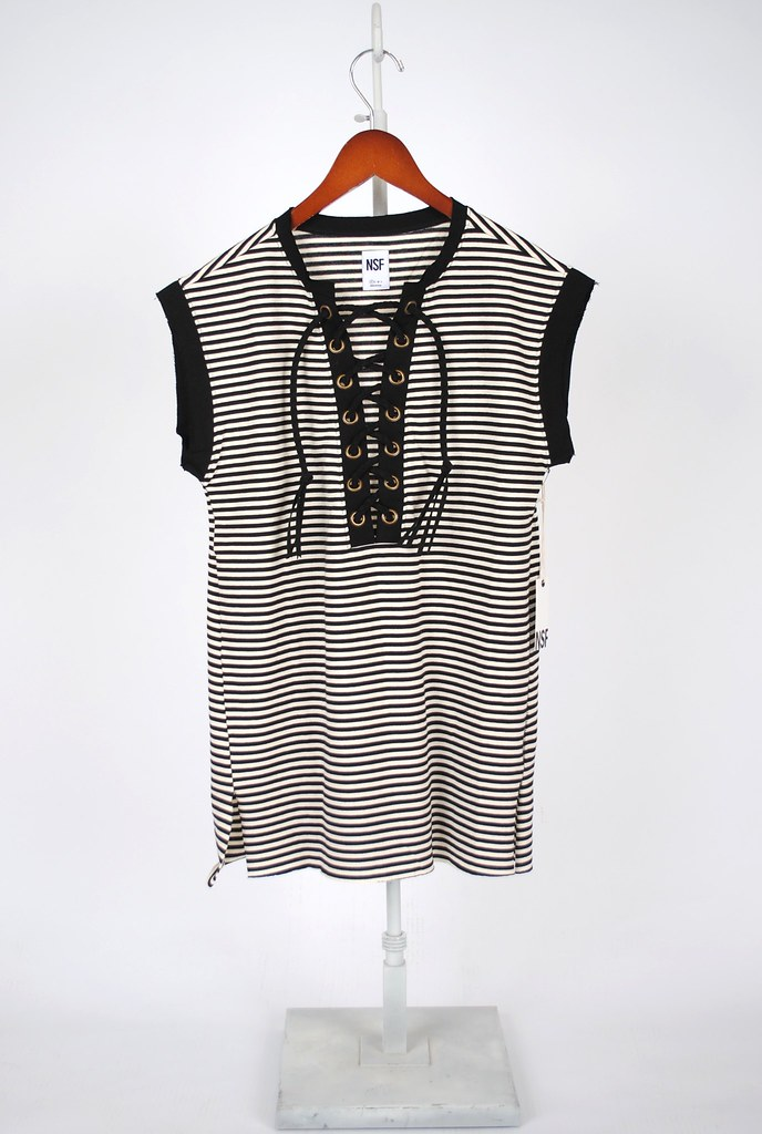Carter Lace Up Tank