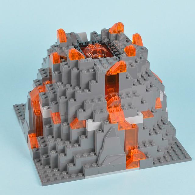 60124 Volcano Exploration Base