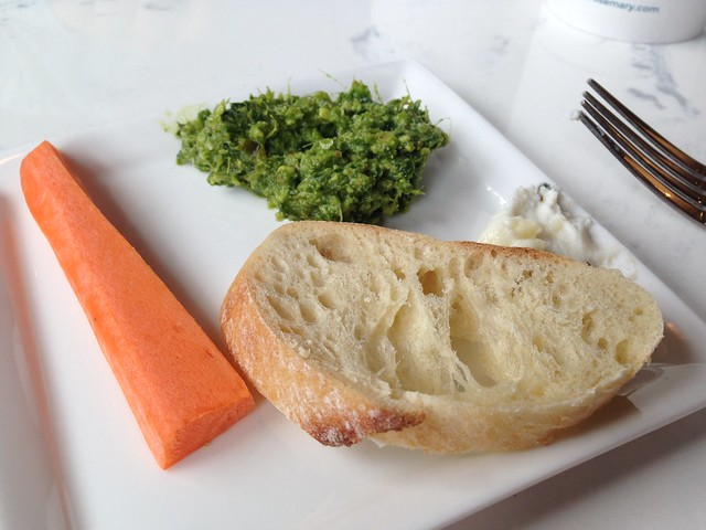 Collard Pesto Dip, Real & Rosemary, Homewood AL