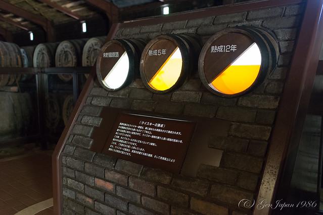 宮城峡蒸溜所
