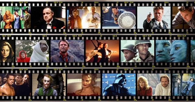 好萊塢職人嚴選100大電影