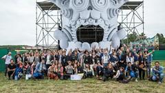 Visite Technique du Festival Garorock - 29 juin 2016