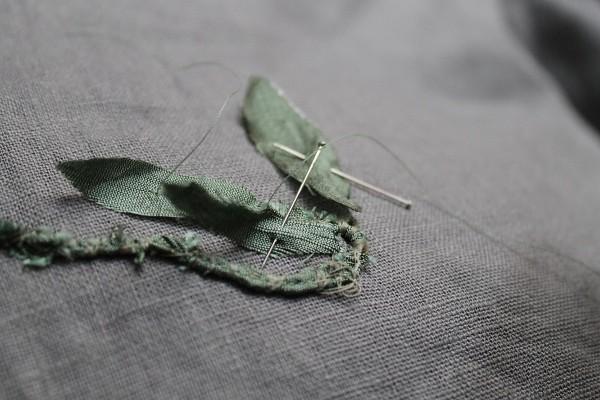 Willow leaves - Misericordia