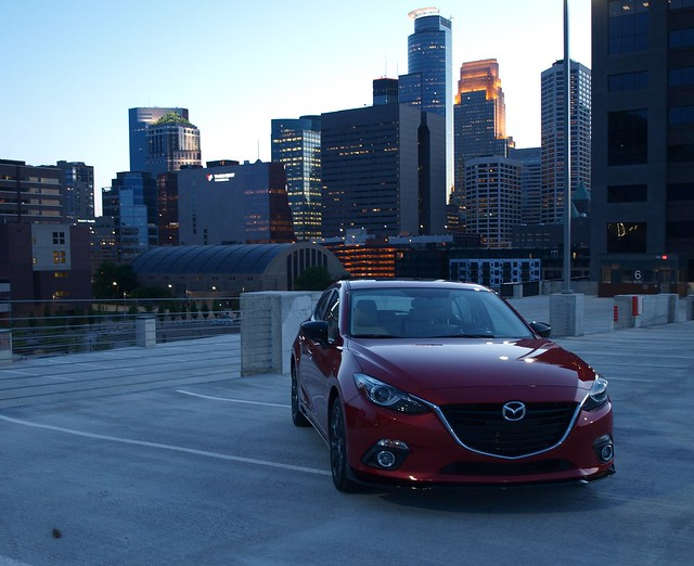2016 Mazda3 S Grand Touring 5DR