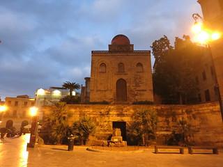 Palermo Chiesa di San Cataldo